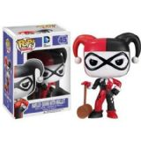 Harley Quinn with Mallet Pop! Vinyl Figure